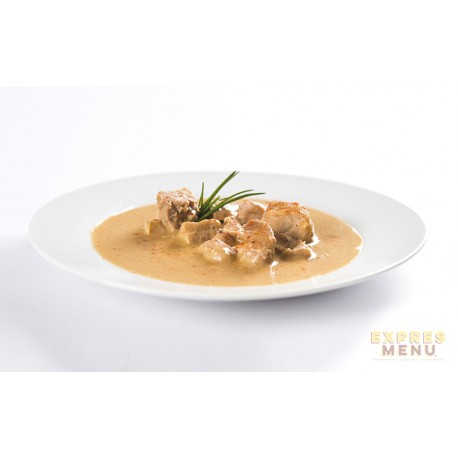 Kuře na paprice 2 porce Expres Menu