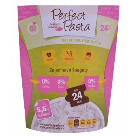 Špagety zeleninové Konjac v nálevu 200 g PERFECT PASTA