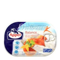 Filetované sledě - Balance Wellness se zázvorem ve sladko-kyselé zeleninové omáčce 200g
