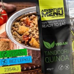 Tandoori Quinoa 400g ADVENTURE MENU