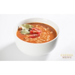 Polévka rajská s rýží 600g Expres Menu