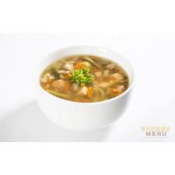 Kuřecí vývar se zeleninou 1 porce Expres Menu SCD
