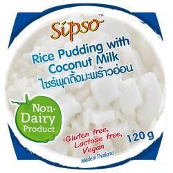 Rýžový puding s kokosovým mlékem 120g SIPSO