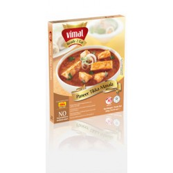 Sýr paneer v tomatové omáčce (Paneer Tikka Masala) 300g