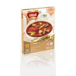 Zelenina v tomatovo-luštěninové omáčce (Madras Sambhar - South Indian Style) 300g VIMAL