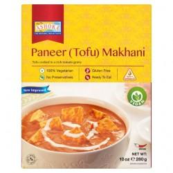 Indický domácí sýr v rajčatové omáčce (Matar Paneer TOFU) 280g Ashoka
