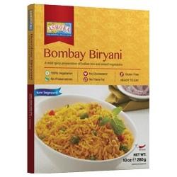 Basmati rýže a zelenina po čínsku (Bombay Biryani) 280g Ashoka