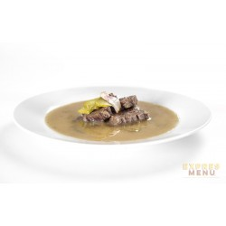 Znojemská hovězí pečeně 1 porce Expres Menu