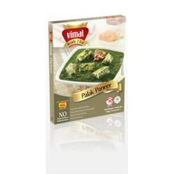 Indický domácí sýr se špenátem (Palak Paneer) 300g
