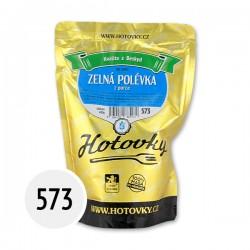 Zelná polévka (2 porce) - 0,33l Hotovky