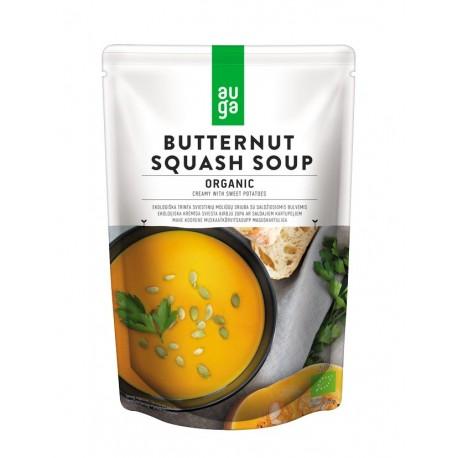 Dýňová polévka krémová s batáty 400g BIO AUGA