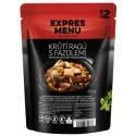 Krůtí ragú s fazolemi (2 porce) Expres Menu