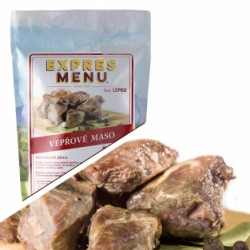 Vepřové maso (300 g) Expres Menu